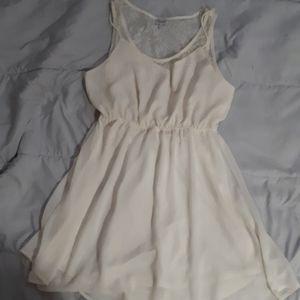 KISMET cream lace dress